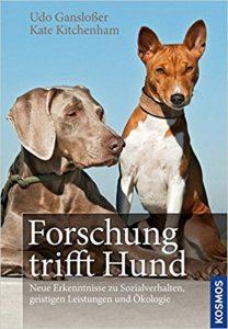 Forschung trifft Hund - Udo Ganslosser - Kate Kitchenham