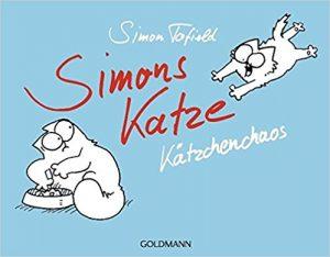 Simons Katze - Kätzchenchaos - Simon Tofield