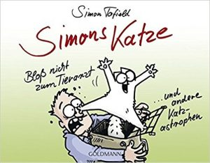 Simons Katze - Bloß nicht zum Tierarzt - Simon Tofield